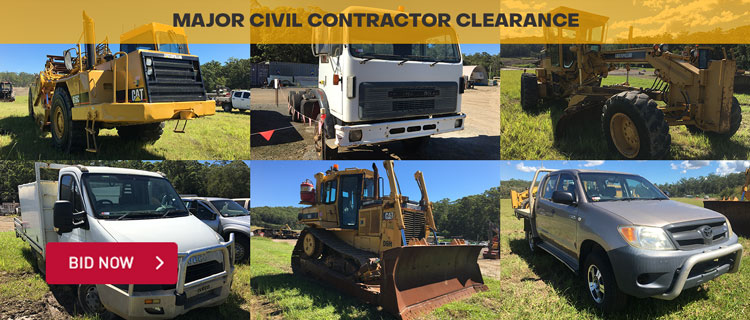 Major Civil Contractor Clearance