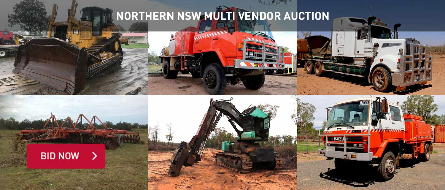 Northern NSW Multi Vendor Auction