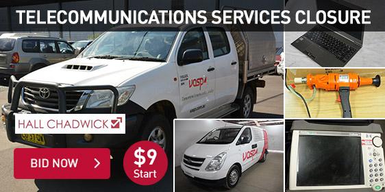 Tele-Communication Services Closure