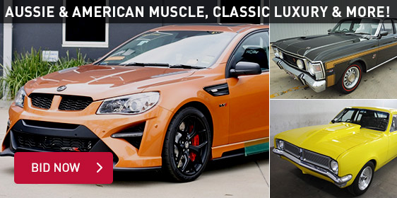 Aussie & American Classic Cars