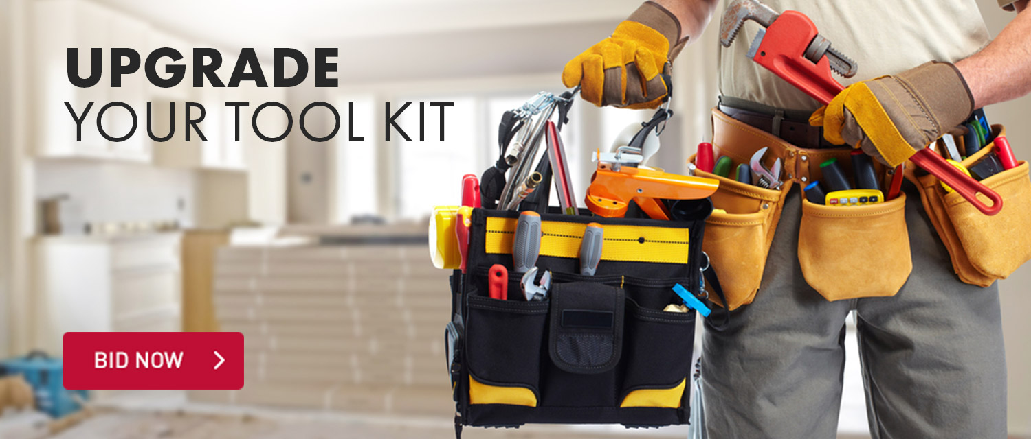 Build your own Reliable Toolkit - Power Tools just in