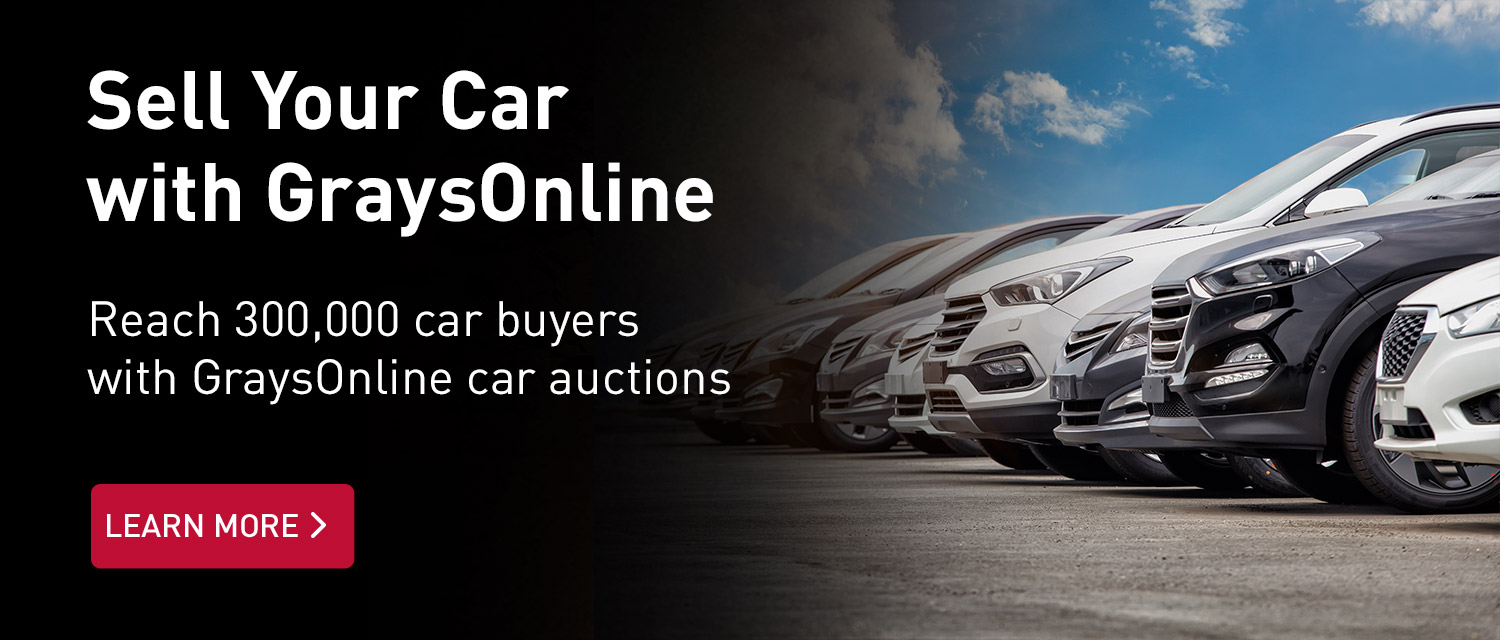 Sell Your Car with GraysOnline