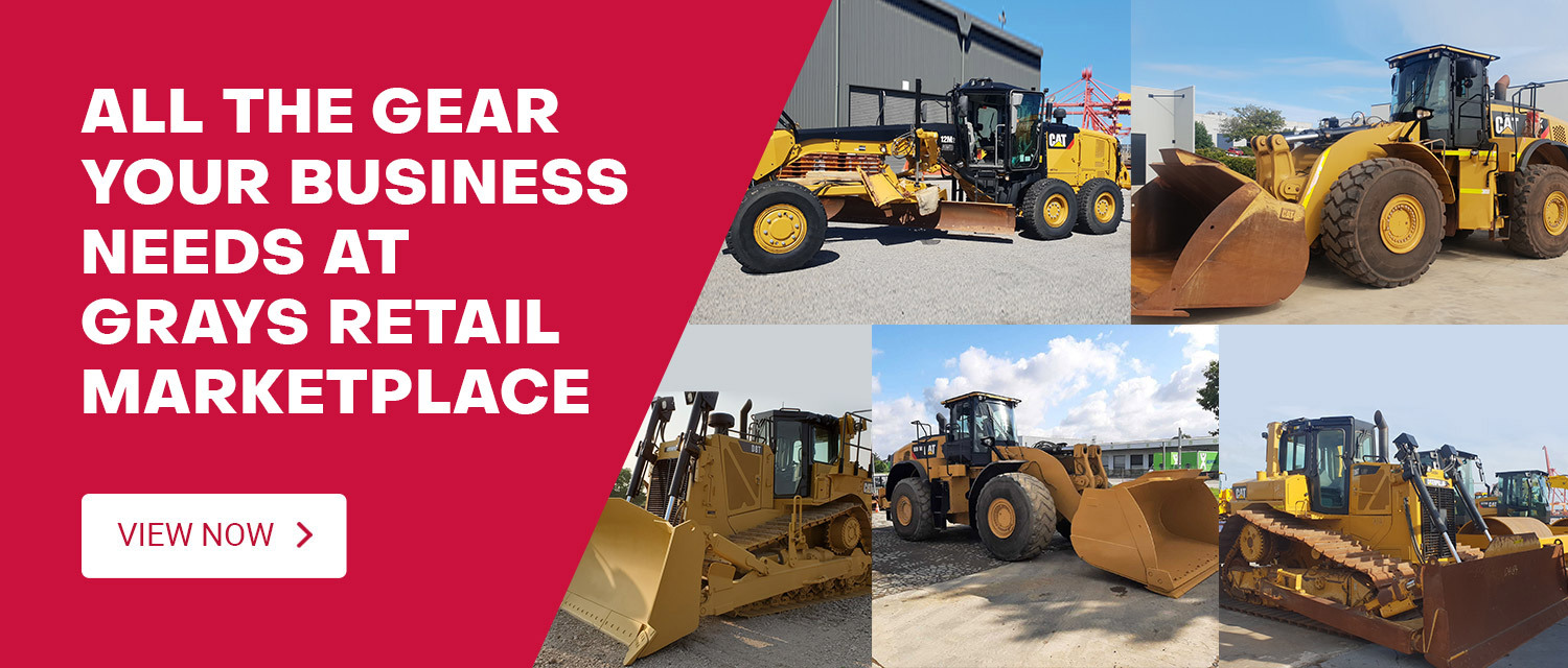 All the gear your business needs at Grays Global Retail Marketplace