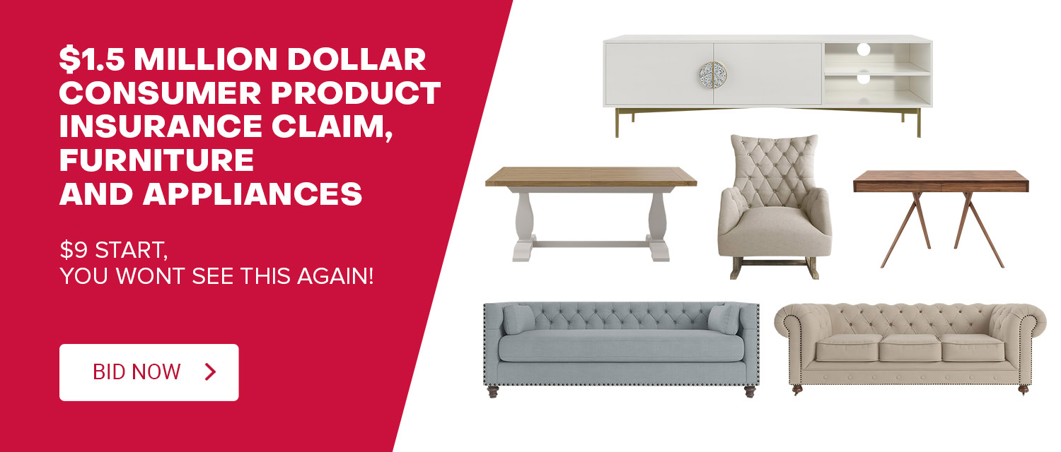 $1.5 Million Consumer Insurance Event - Furniture and Appliances