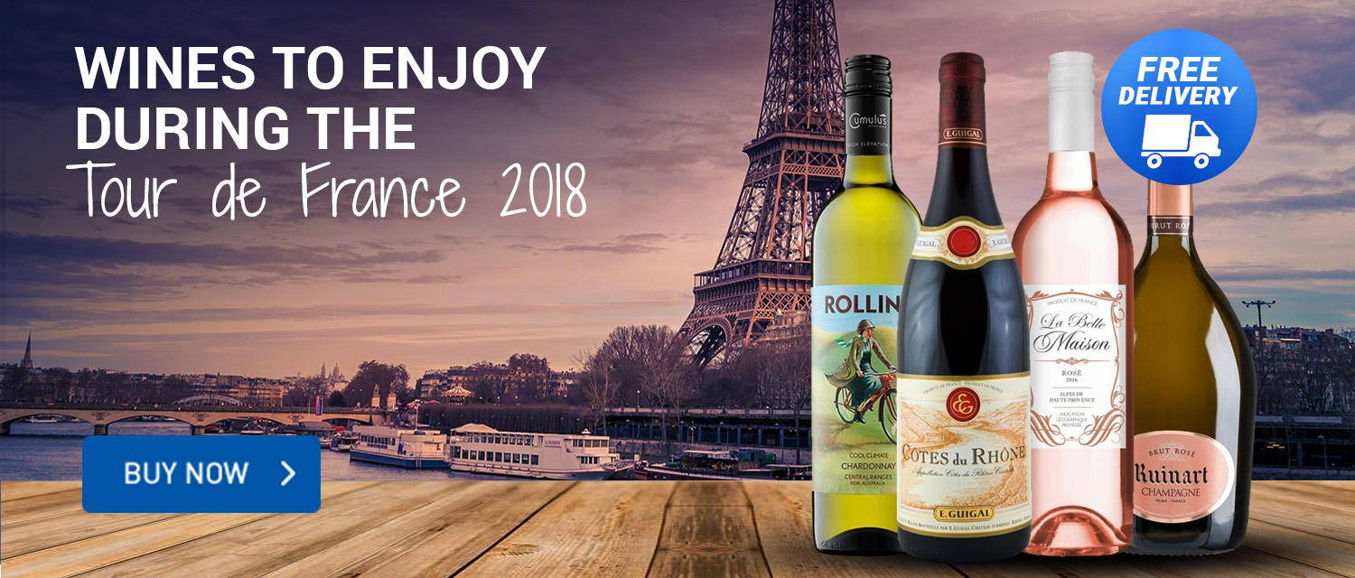 Wines to Enjoy During The touring de France 2018