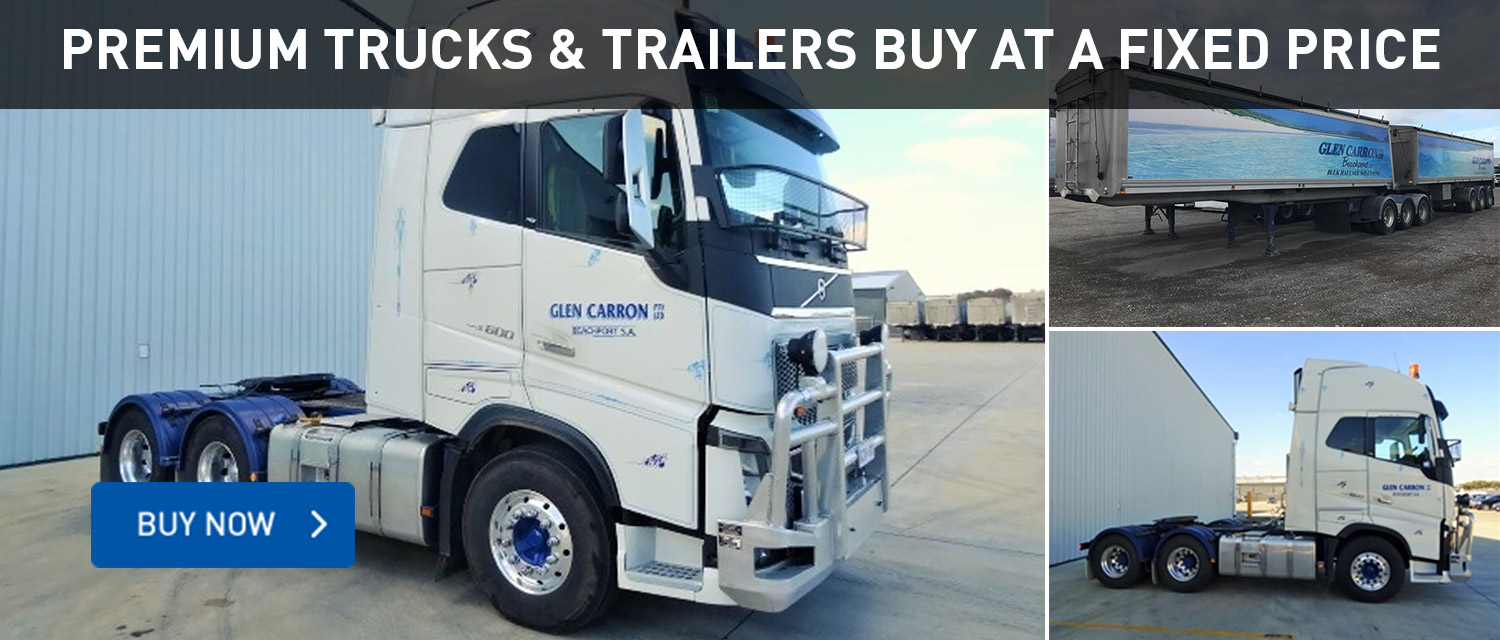 Premium Trucks & Trailers | Buy At A Fixed Price