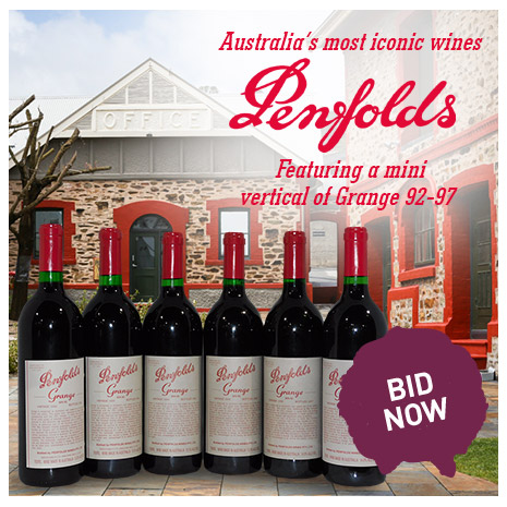 Penfolds and Aussie Classics
