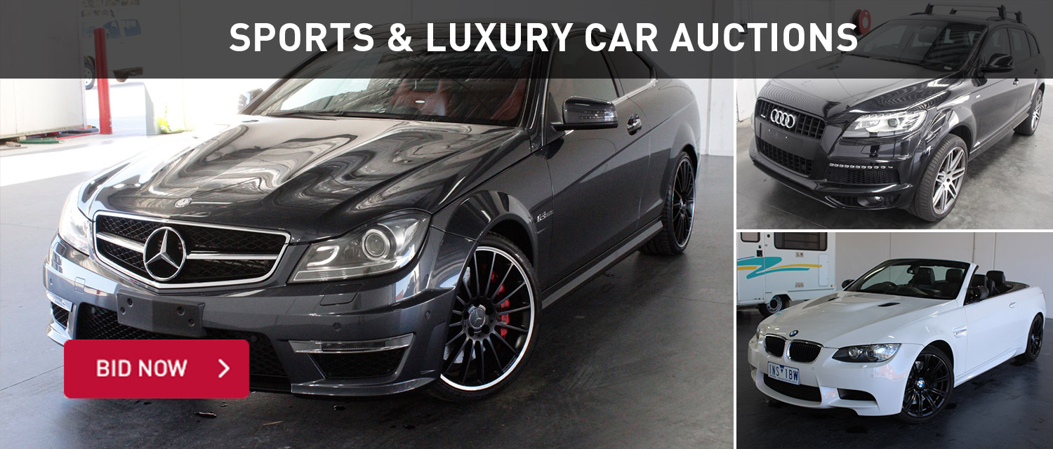 Sports and Luxury Car Auction