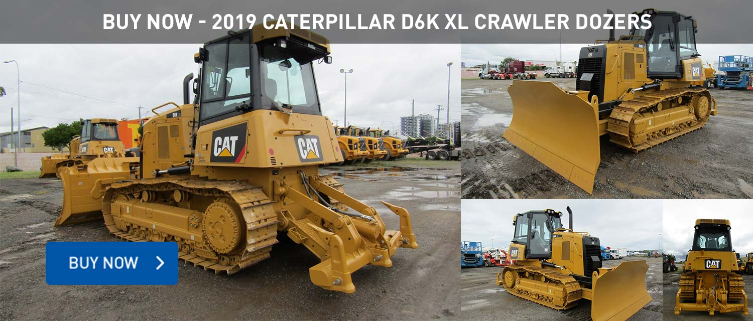 BUY NOW - 2019 Caterpillar D6K XL Crawler Dozers