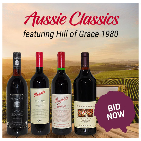 Aussice Classics feat. Hill of Grace 1980