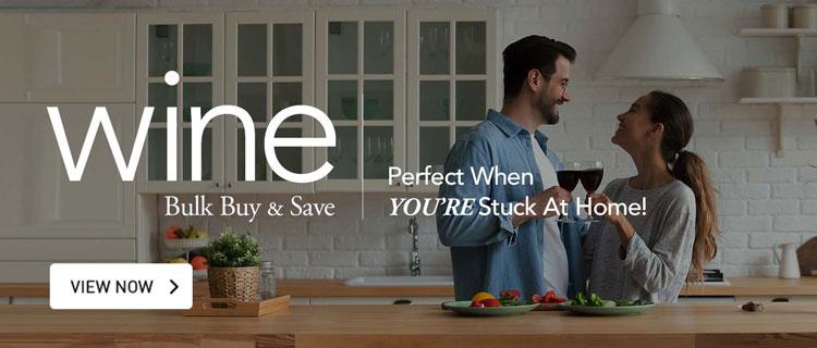 Wine Bulk Buy and Save!
