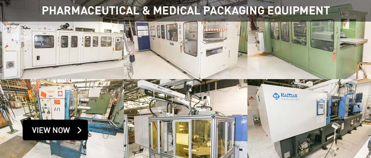 Pharmaceutical & Medical Packaging Equipment