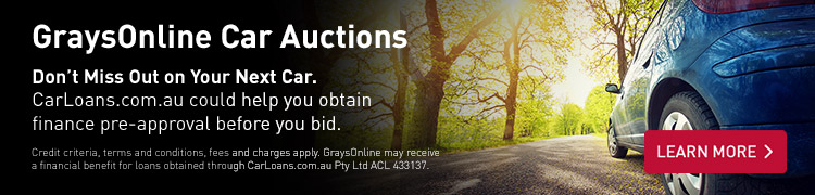 GraysOnline Car Auctions