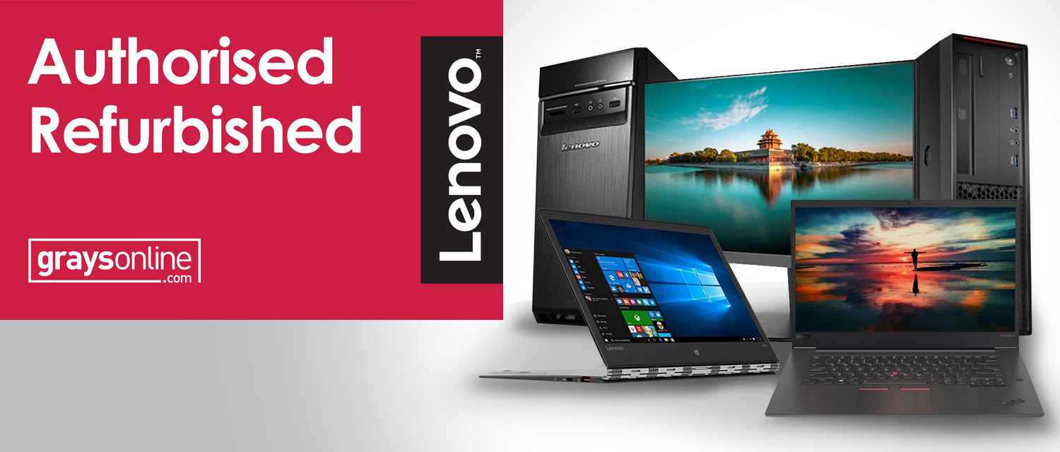 Authorised Refurbished Lenovo