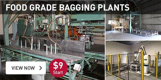 Food Grade Bagging Plants