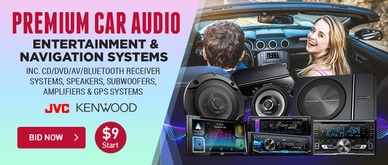 Premium Car Audio