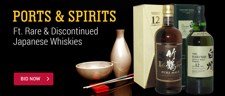 Ports & Spirits