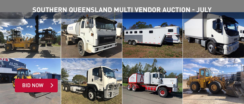Southern Queensland Multi Vendor Auction