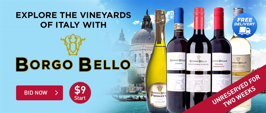 Explore the Vineyards of Italy with Borgo Bello