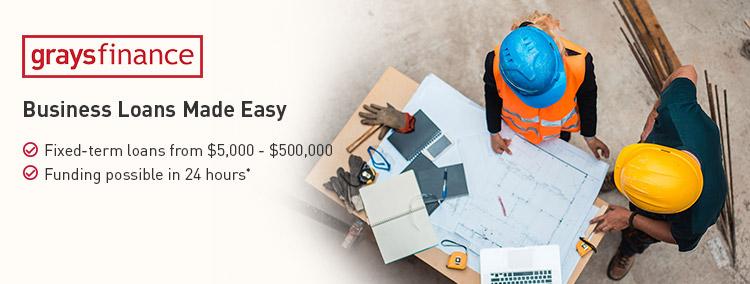 GraysFinance - Business Loans Made Easy