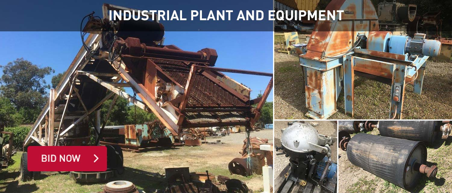 Industrial Plant and Equipment