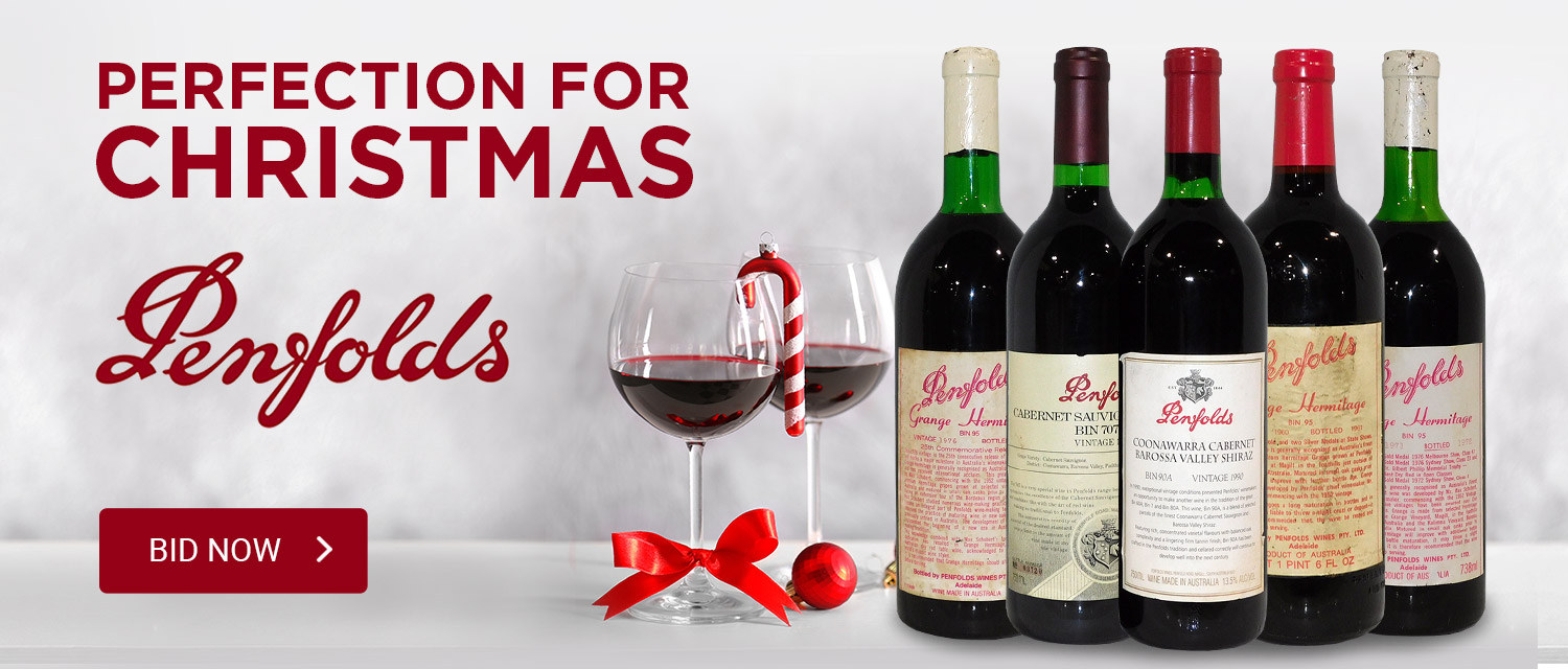 Penfolds Perfection for Christmas