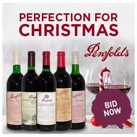 Penfolds Perfection for Christmas | BID NOW