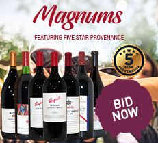 Magnums featuring Five Star Provenance