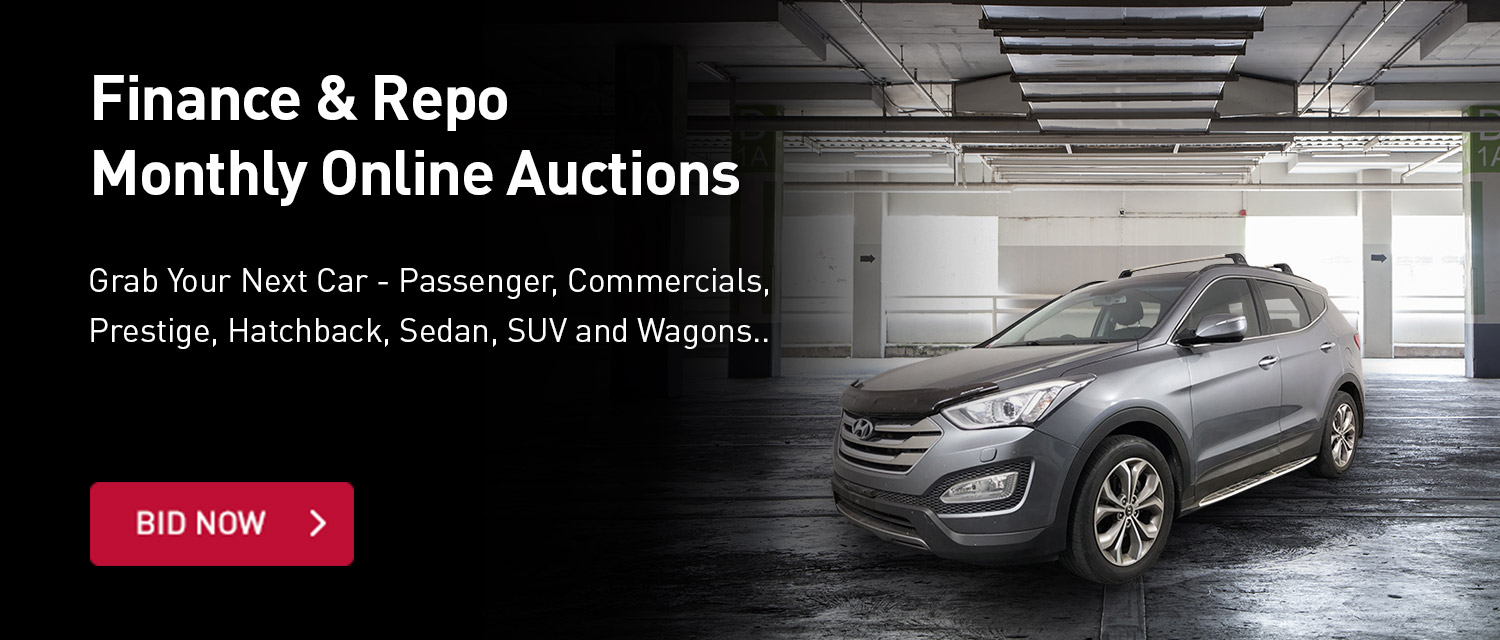 Finance Repo Auction