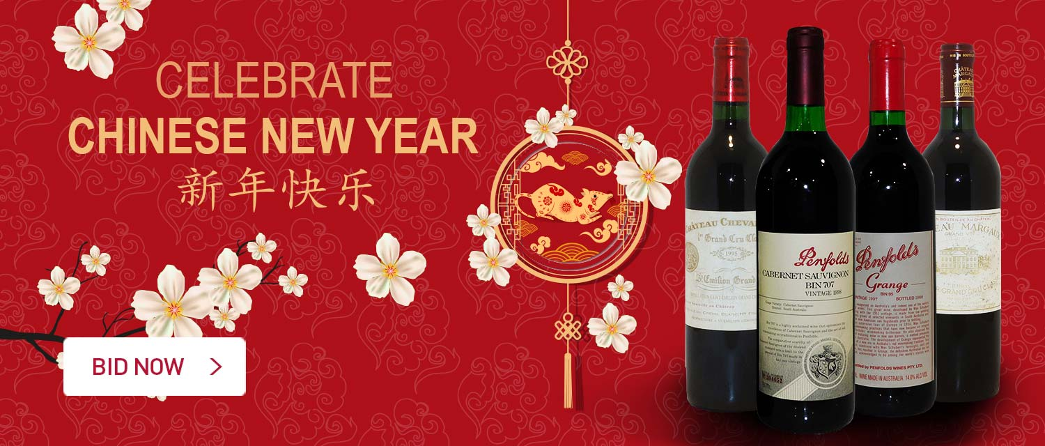 Celebrate Chinese New Year With Great Wines