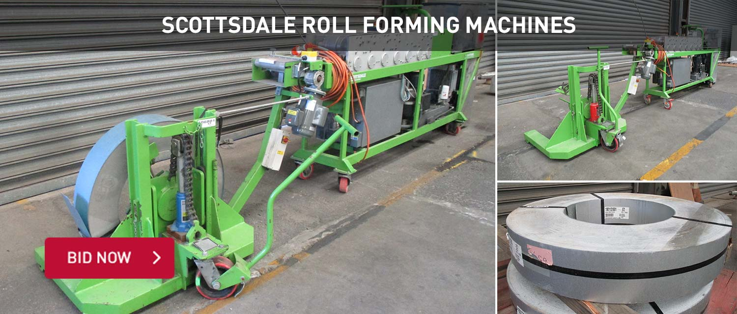 Scottsdale Roll Forming Machines
