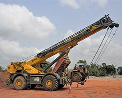 Cranes, Access Equip, Pumps & Light Towers
