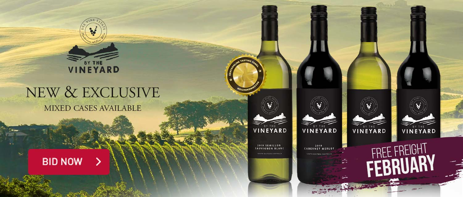 New & Exclusive to Grays | By The Vineyard