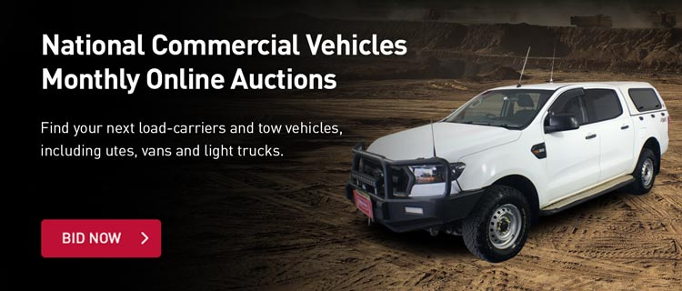 Commercial Vehicle Auctions