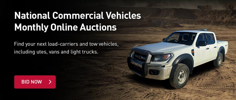 Commercial Vehicles Auctions