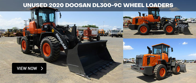 Unused 2020 Doosan DL300-9C Wheel Loaders