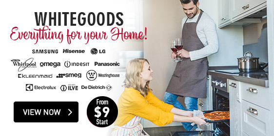 Whitegoods Everything for Your Home