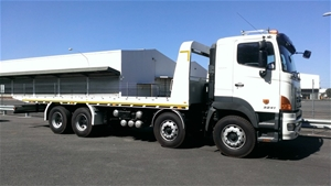 Unreserved 2011 Hino 700 Series Slide & Tilt Tray, Auction ...