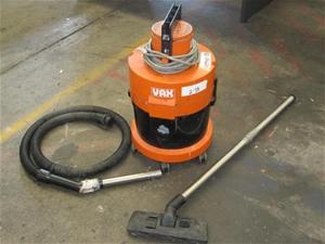 Vax 121 240 Volt Wet Dry Vacuum Cleaner