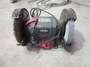 Remarkable Ozito 200Mm Bench Grinder Model Bgr 400 240V Short Links Chair Design For Home Short Linksinfo