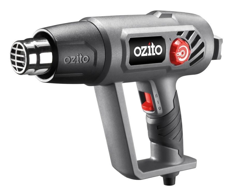 OZITO 2000W Heat Gun Kit Variable Temperature Control. Buyers Note - Discou