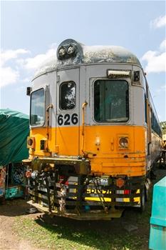 1960's Rail Motor 620 Class