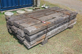 Railway Sleepers & General Equipment