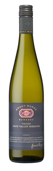 Grant Burge `Thorn` Riesling 2018 (6 x 750mL), Eden Valley. SA.