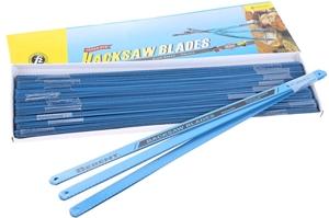 100 x BERENT Hacksaw Blades, 24 Teeth x
