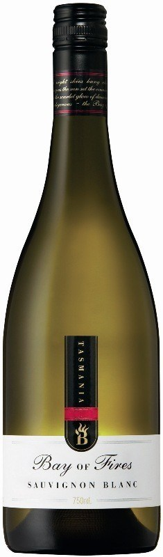 Bay of Fires Sauvignon Blanc 2018 (6 x 750mL), Tasmania.