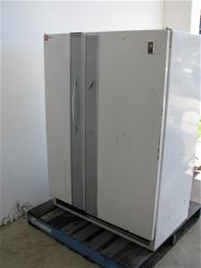 Refrigerator Freezer Kelvinator Foodarama Twin Door 15