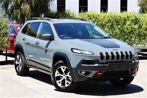 La gamme Jeep : le Cherokee Imagehandler