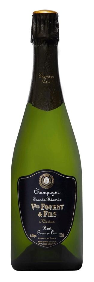 Veuve Fourny Grande Réserve Brut Vertus 1er Cru Champagne NV (6 x750mL).