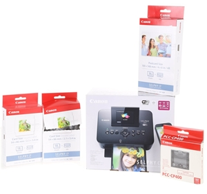 Canon Selphy Cp910 Compact Photo Printer Value Pack Nb Carton